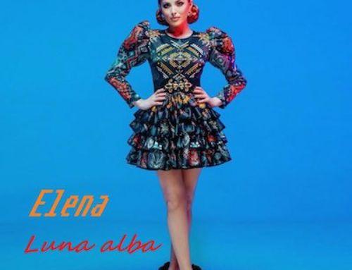 Elena Gheorghe a lansat Luna Alba